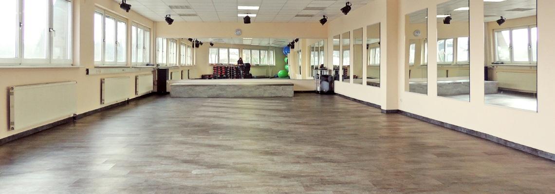 Kursraum Fitnesspark Limburg Bauch Beine Po