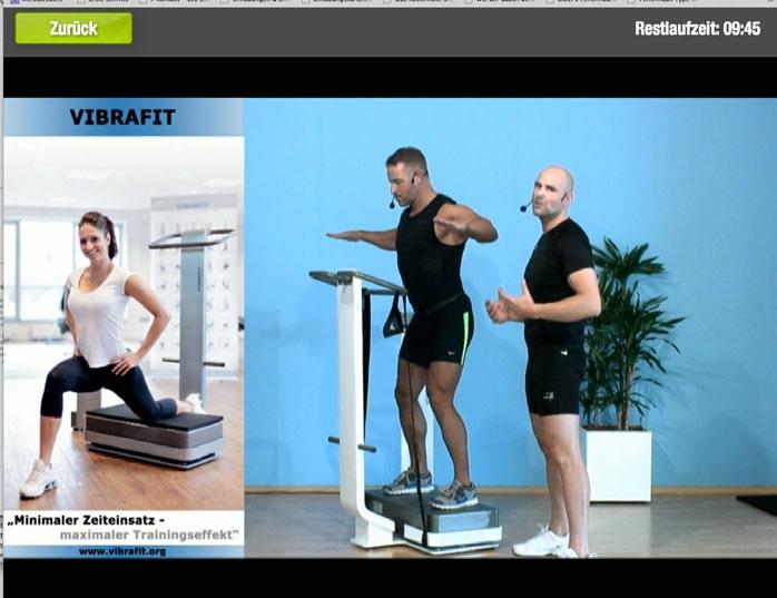 Vibrafit Fitnessstudio in Limburg EMS