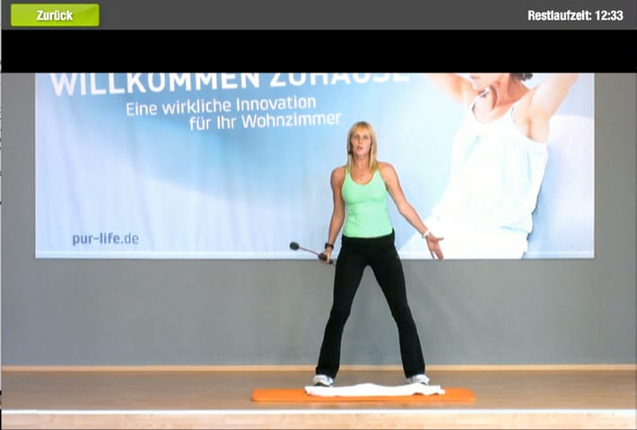 Virtuelle Kurse in Limburg Fitnesspark