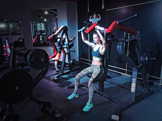 Fitness Gym Fitnesspark in Limburg Trainieren