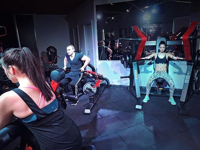 Fitness Gym Fitnesspark in Limburg Sport
