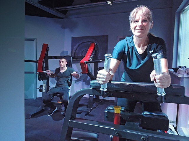 Fitnesspark Limburg Muskeln