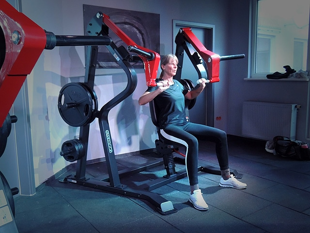 Fitnessstudio Limburg Trainieren