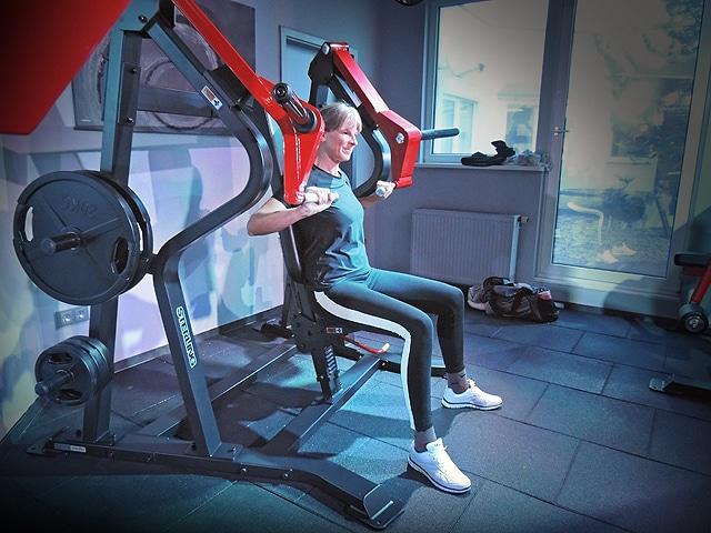 Fitnessstudio Limburg training