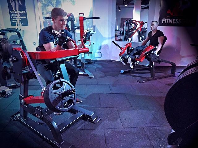 Fitnessstudio Limburg 24 Stunden trainieren