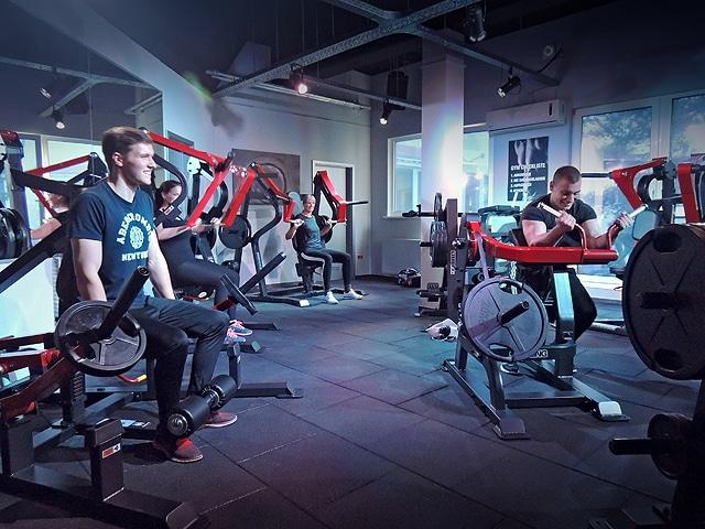 Sportstudio Limburg günstig trainieren
