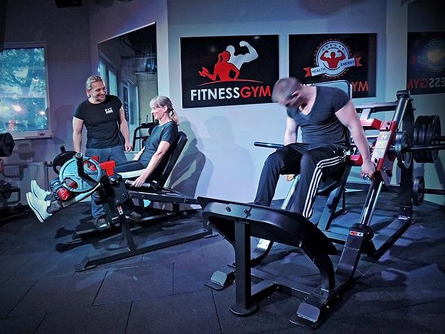 Fitnesscenter in Limburg