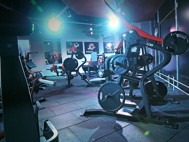 Fitness Center Fitnessstudio in Limburg