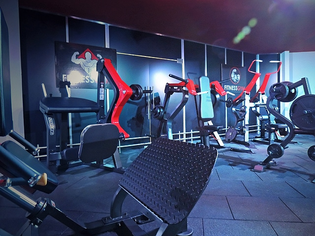 Fitness Center günstig in Limburg