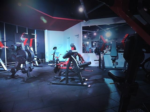 Fitness Center Sport günstig in Limburg