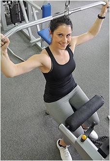 Sport Fitnesspark limburg Linda Erfolgsgeschichte