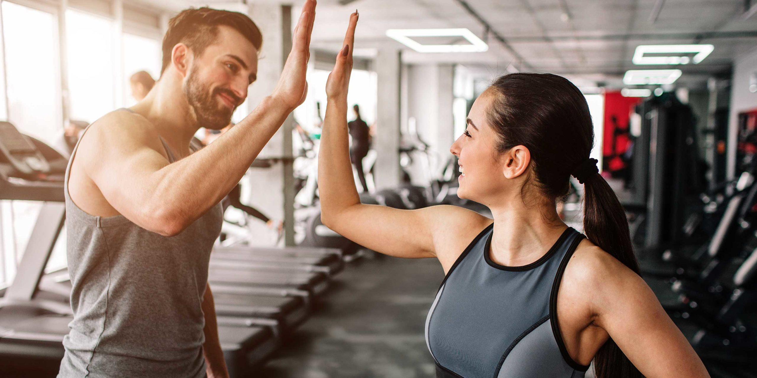 Angebot Fitnessstudio 6 Monate gratis