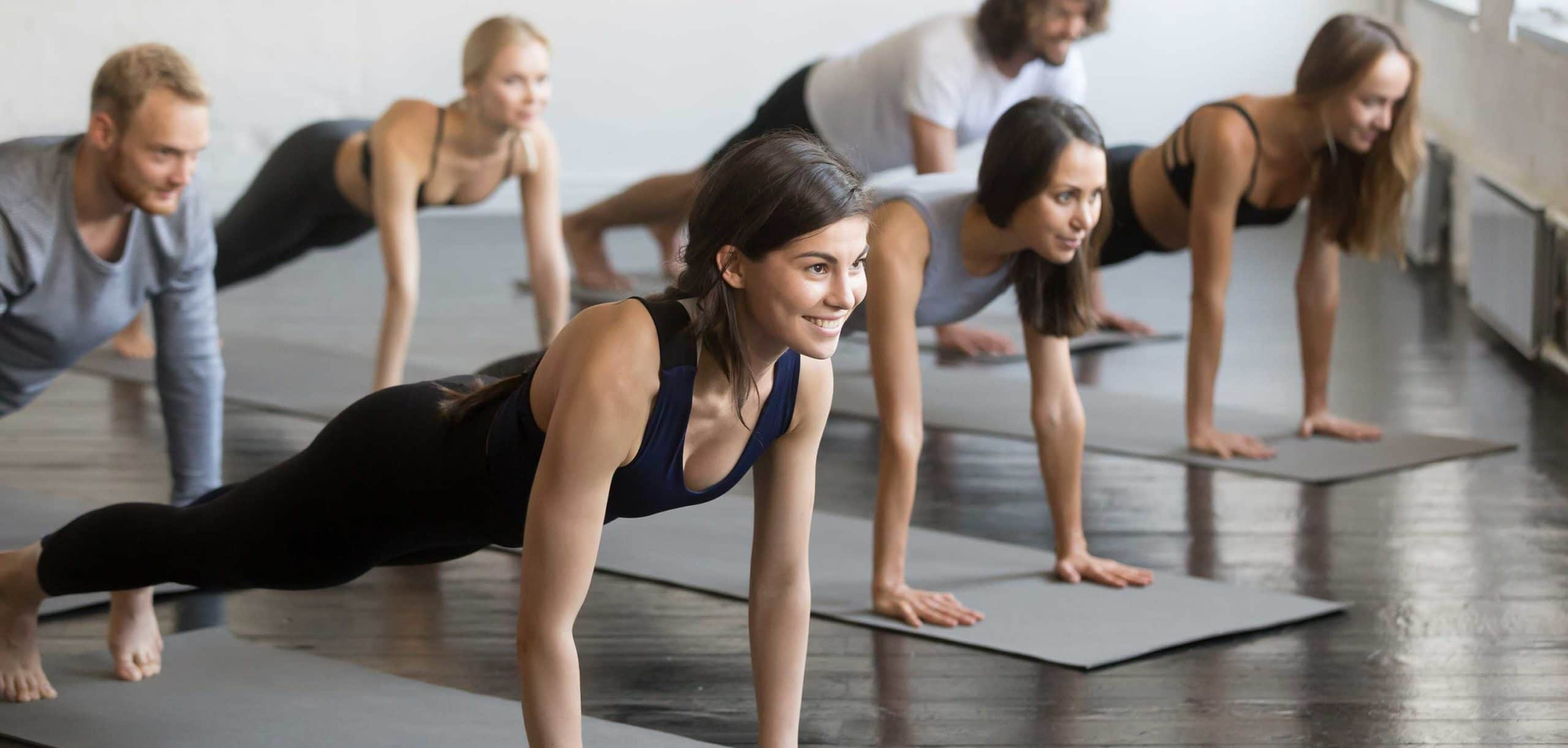 Rehasport Rücken Fit Rückenkurse in Fitnessstudio Limburg