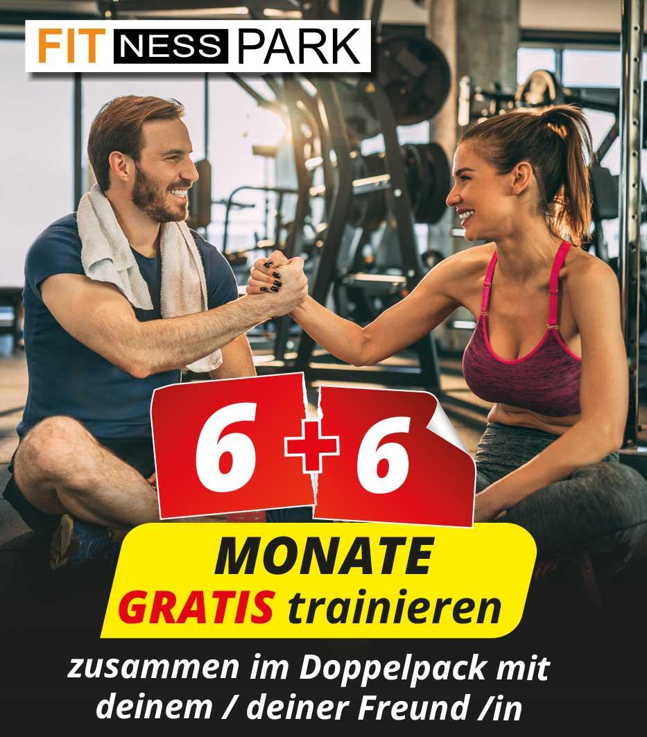 Fitnesspark Angebot 6 Monate gratis in Limburg