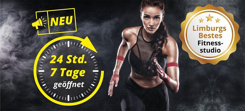 Limburgs bestes Fitnessstudio