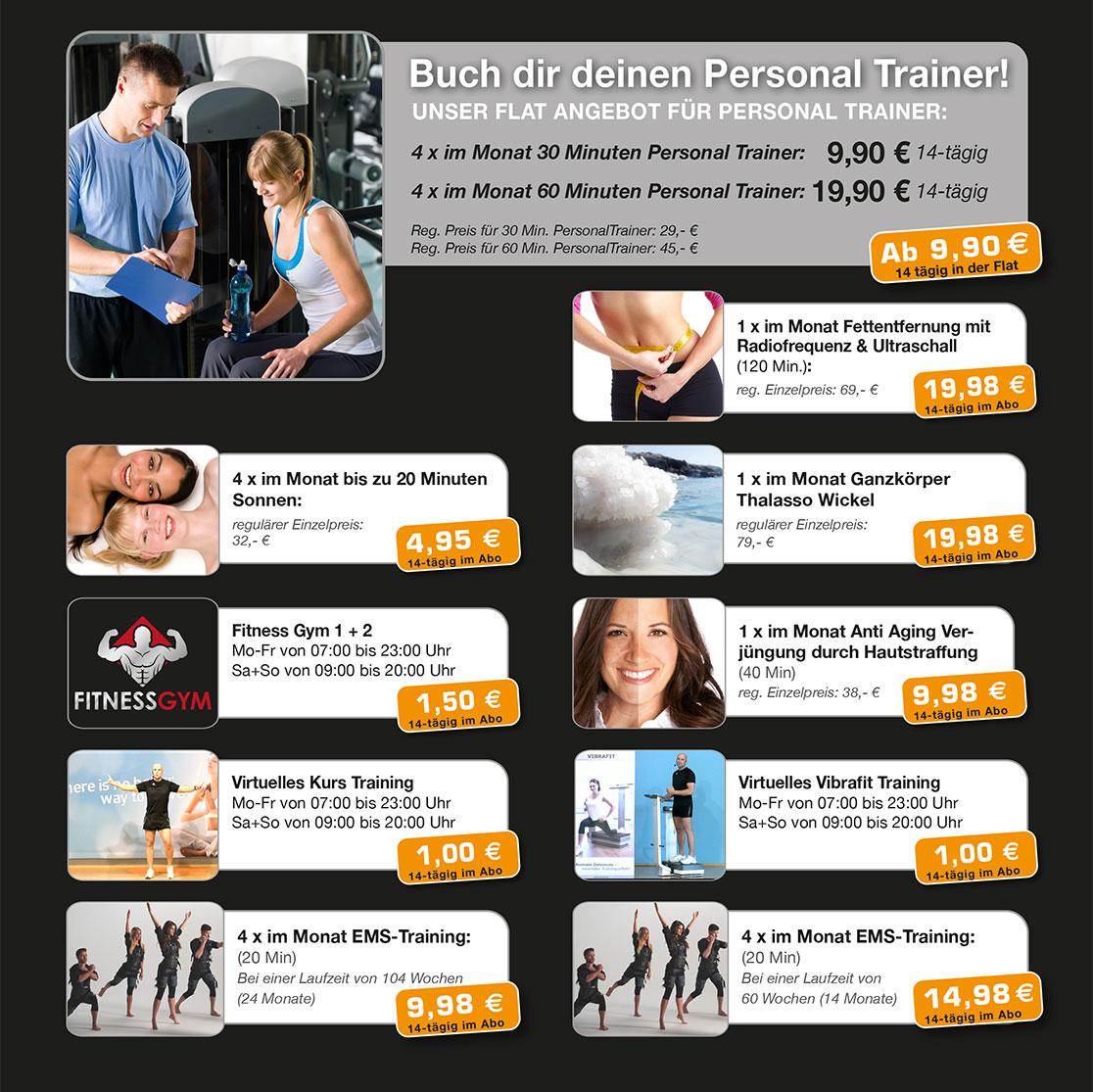 Fitness Fitnessstudio Limburg Elz Premium Flat Preise