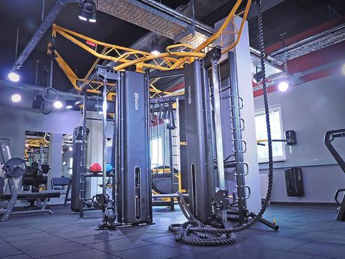 Fitnessstudio Limburg Krafttraining