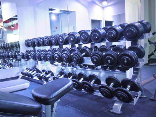 Fitnessstudio Limburg gratis trainieren