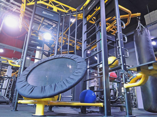 Fitnessstudio Limburg Fitnessgym